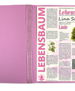 Lebensbaum Urkunde