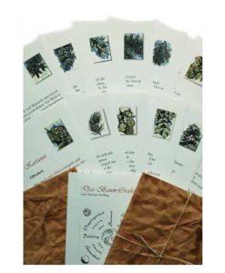 """""""Rat der Bäume"""" Karten-Set"""