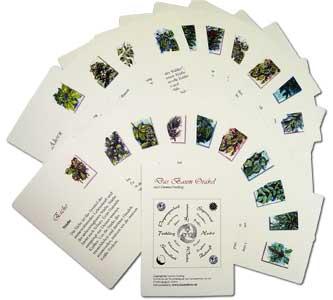 Baumorakel Karten-Set