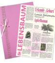 """Lebensbaum Urkunde """"Mädchen zur Geburt"""""""