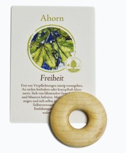 Lebensbaum Amulett Ahorn