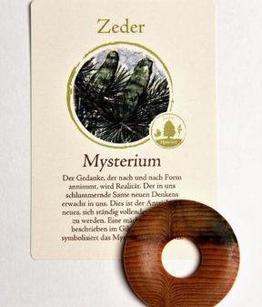 Lebensbaum Amulett Zeder