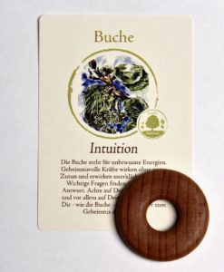 Lebensbaum Amulett Buche