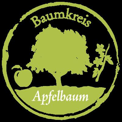 Apfelbaum Baumkreis Lebensbaum