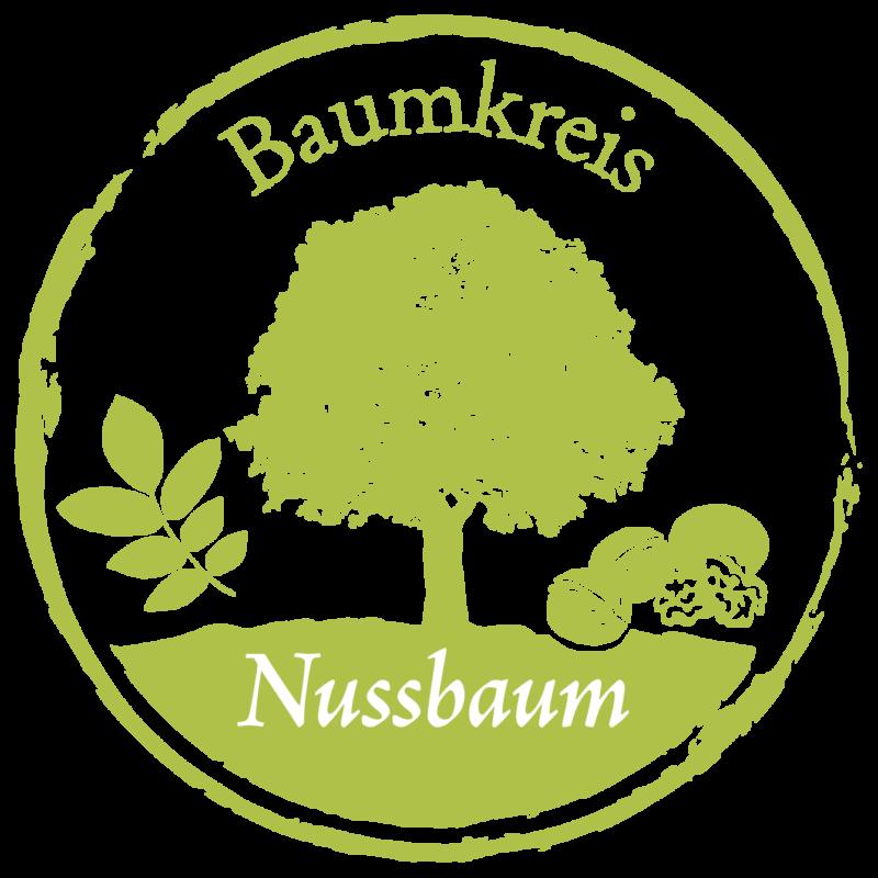 Nussbaum Baumkreis Lebensbaum