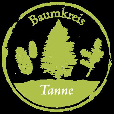 Tanne Baumkreis Lebensbaum