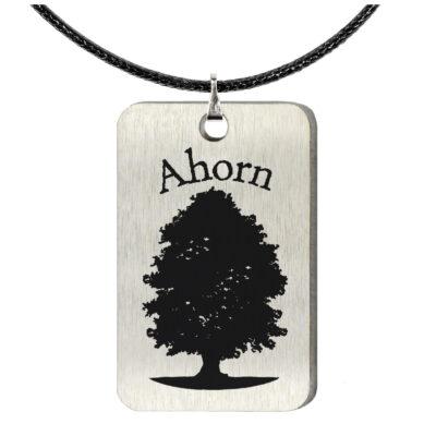 Lebensbaum Amulette mit Initialen
