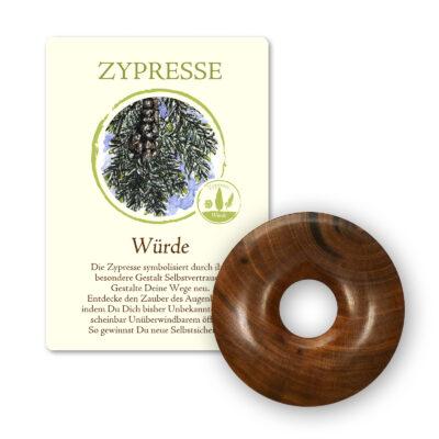 Lebensbaum Holz Amulette